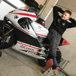 Jonathan Finn Ready for Pre-Moto3 Season Opener After Successful Testing
