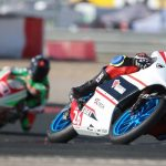 Jonathan rebounds from challenging weekend at Navarra