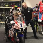 Jonathan Finn Partners with UK Motorcycle Clothing Brand RST-Moto